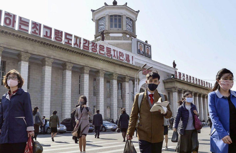 23 photos show what life in North Korea is like during its coronavirus lockdown