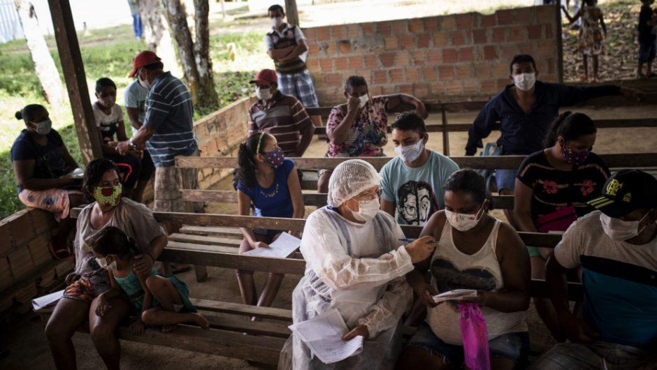 Latin America coronavirus deaths top 50,000: Live updates | Coronavirus pandemic News