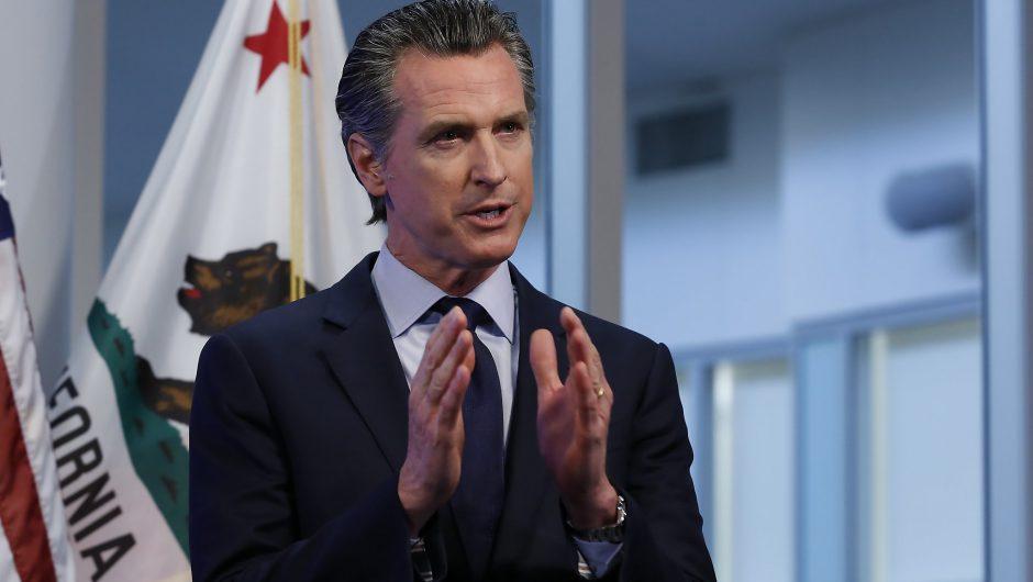 California economy can start reopening this week from coronavirus shutdown, Gavin Newsom says
