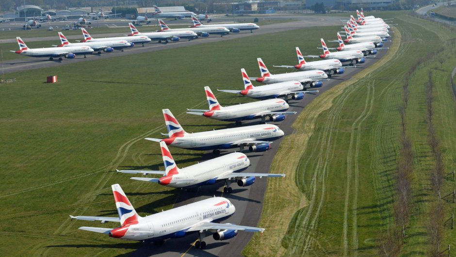 Coronavirus: BA owner sees 'meaningful return' of flights from July | Business News