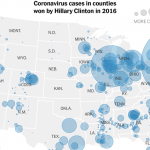 What the Coronavirus Revealed About Life in Red vs. Blue States