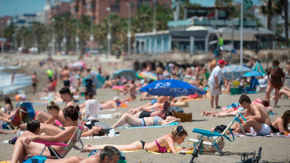 Costa Del Sol coronavirus outbreak gets worse as 96 struck down after beaches reopen – World News
