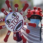Economic impact of India's coronavirus lockdown in four charts