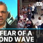 Coronavirus: Social distancing urged as restrictions ease | ABC News