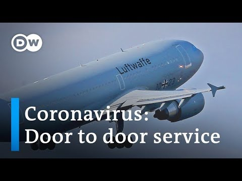 Coronavirus evacuees go from lockdown in China to quarantine at home | DW News