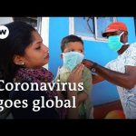 Coronavirus spreads to India and Philippines | DW News
