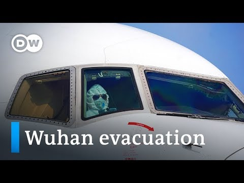Coronavirus: Countries evacuate citizens out of Wuhan | DW News