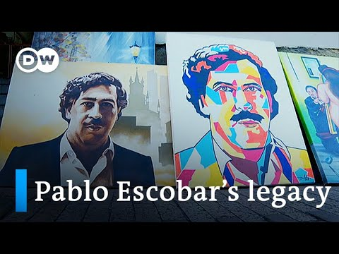 Pablo Escobar's victims seek to end narco-tourism | DW Stories