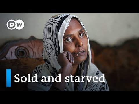 Pakistani Christian girls sold to China as brides | DW News