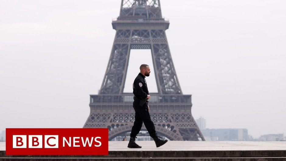 Coronavirus: Europe tightens virus curbs – BBC News