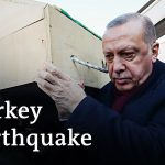 Turkey earthquake death toll rises | DW News