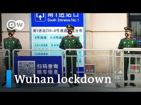 China puts Wuhan on lockdown to stem spread of coronavirus | DW News