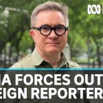In the midst of the coronavirus pandemic, China forces out foreign reporters | ABC News