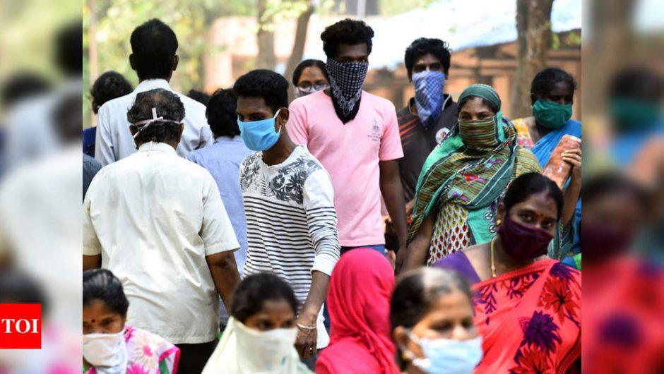 86% of Covid-19 cases in Tamil Nadu asymptomatic, says CM Palaniswami | India News