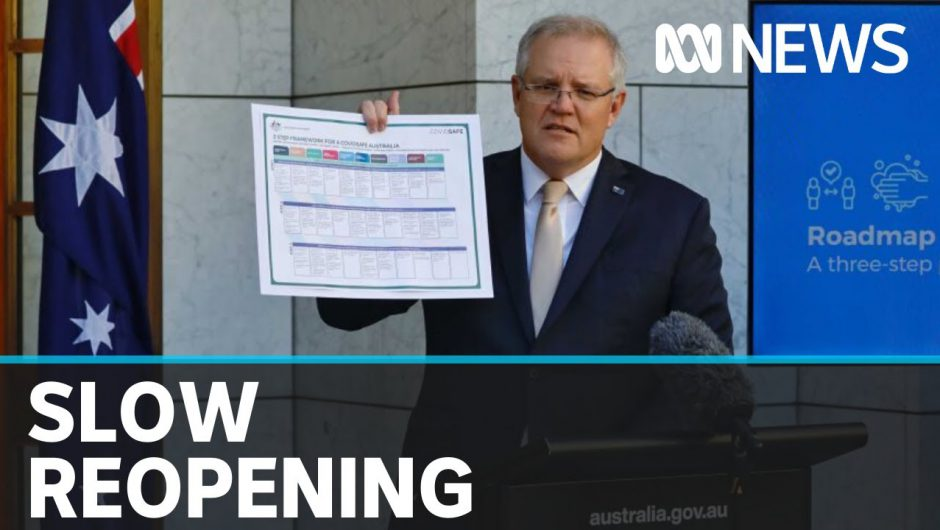 National Cabinet releases 3-stage plan out of coronavirus restrictions | ABC News