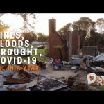 Drought, fires, floods and COVID-19: it's been a tough year for the NSW town of Cobargo | The Drum