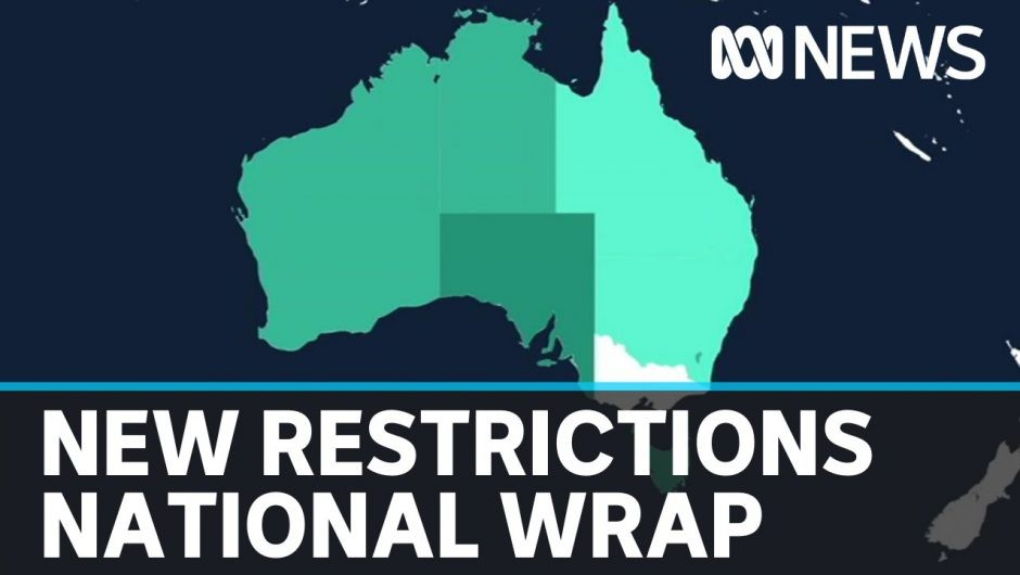 National wrap of COVID-19 restrictions as lockdown rules ease across the country, May 11 | ABC News