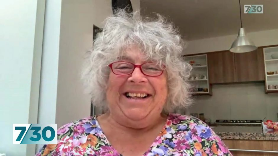 Miriam Margolyes discusses coronavirus and what it means to be Australian | 7.30