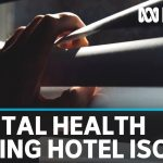 COVID-19 positive and stuck in a hotel room   ABC News