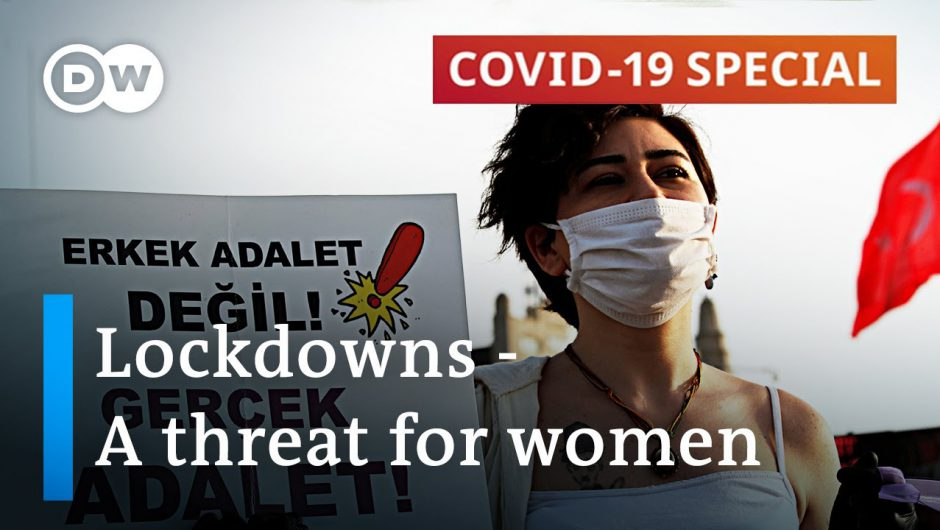 How women are affected by corona lockdowns | COVID-19 Special