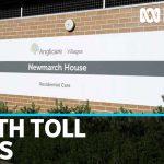 Another coronavirus fatality at one of Australia's biggest coronavirus hotspots | ABC News