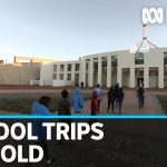 Canberra's $130 million school excursion industry comes to a grinding halt amid COVID-19   ABC News