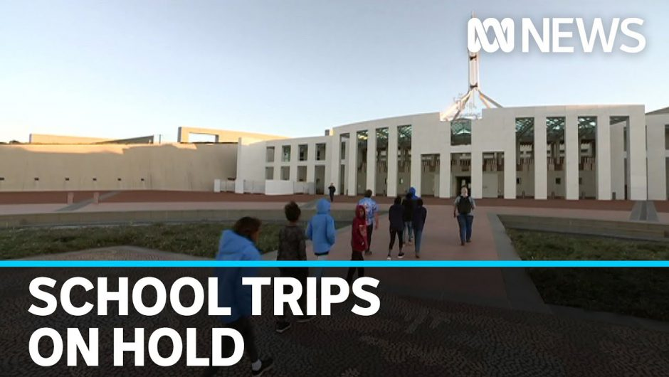 Canberra's $130 million school excursion industry comes to a grinding halt amid COVID-19 | ABC News