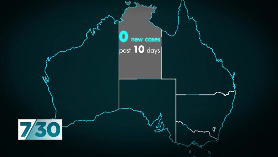Some parts of Australia have had no new coronavirus cases in more than a week | 7.30