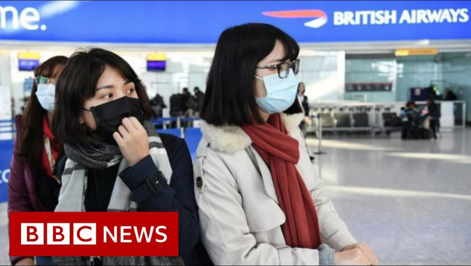 Coronavirus: Flight taking Britons out of Wuhan is delayed – BBC News