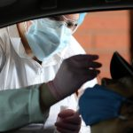 Several U.S. states see coronavirus infection spikes, Wall Street unnerved
