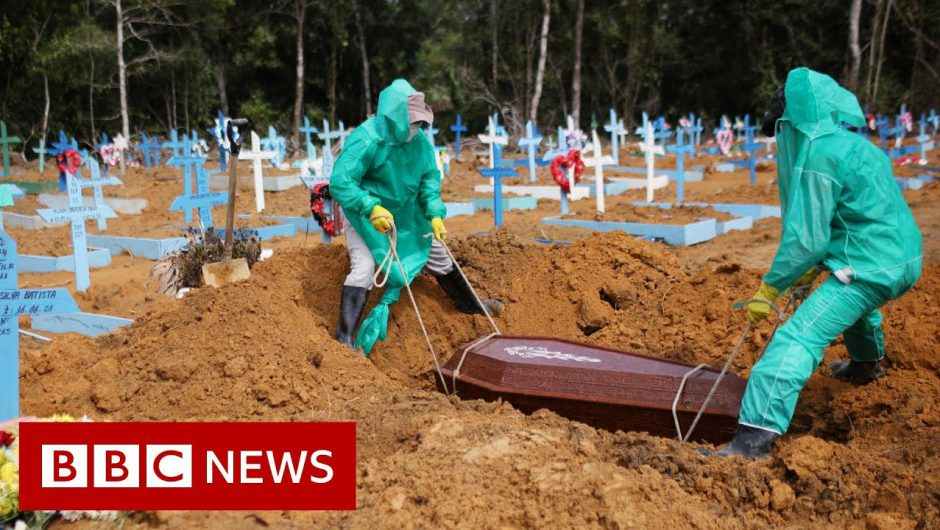 Excess deaths: How many are dying from coronavirus? – BBC News