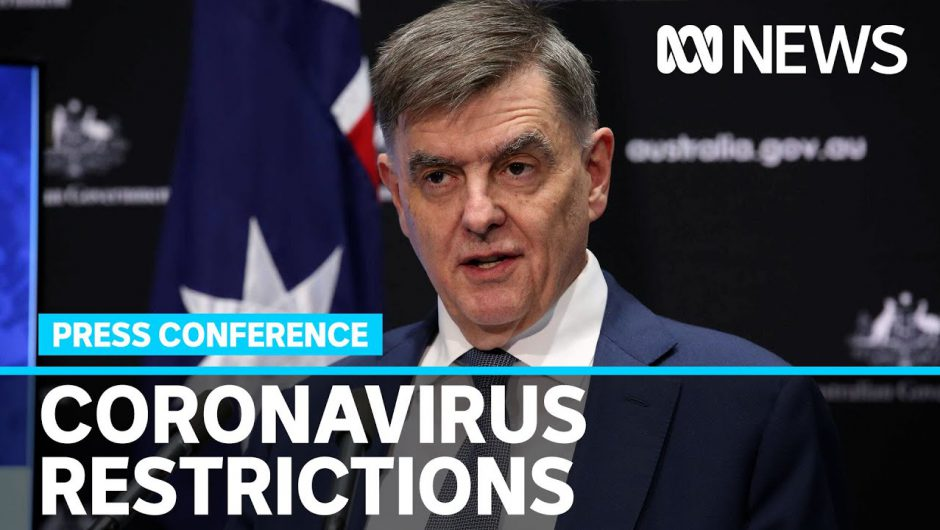 CMO says not enough known to provide 12-month strategy on relaxing restrictions | ABC News