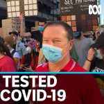 Labor MPs who attended Black Lives Matter protests told to get coronavirus test | ABC News