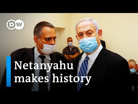 Israel's PM Netanyahu goes on trial for corruption in Jerusalem   DW News