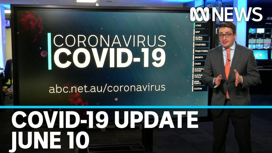 Coronavirus update: Brazil backtracks on removal of COVID-19 data | ABC News