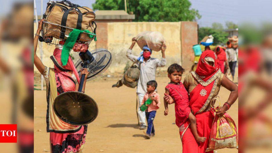 Coronavirus India update: New coronavirus hotspots are emerging in rural villages across India | India News