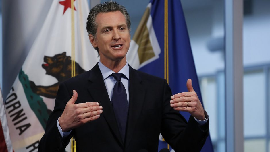 Newsom: 36.5% of state's total COVID-19 cases occurred in last 2 weeks