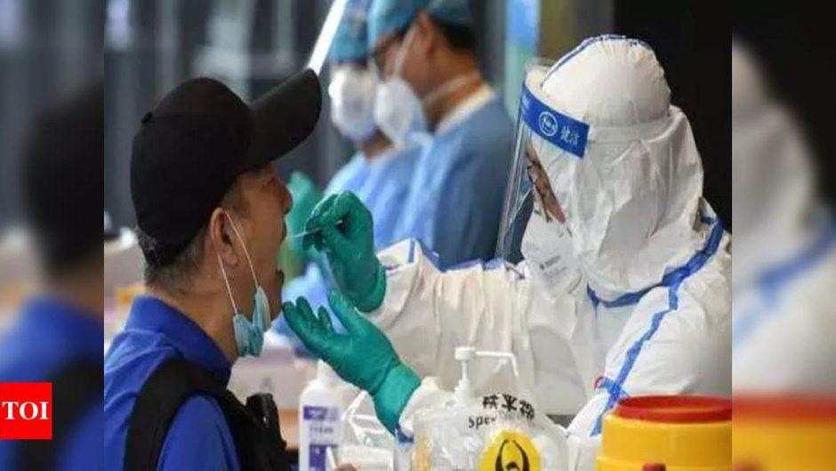 Food delivery man may be Beijing's coronavirus new super spreader