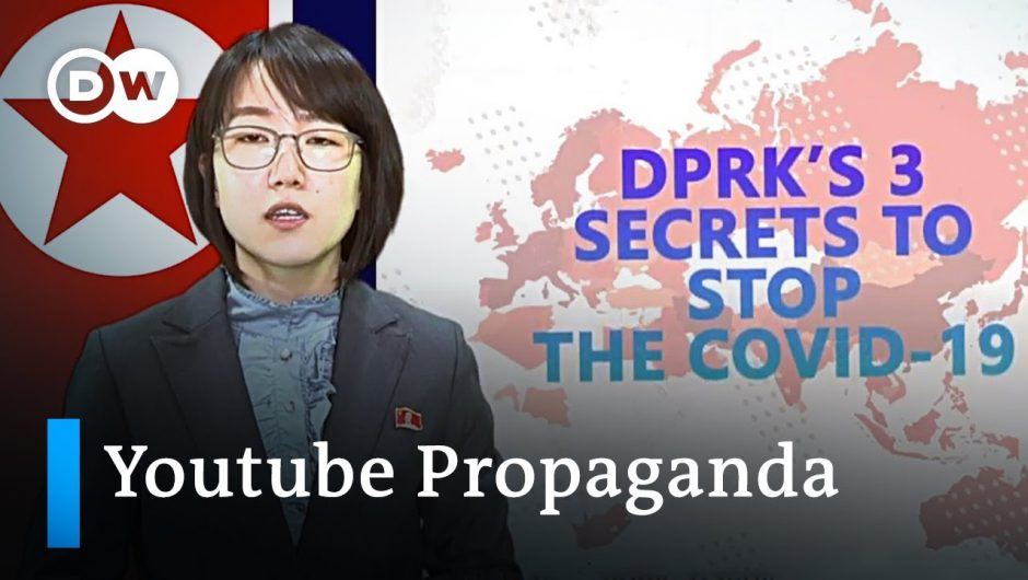 North Korea's youtube propaganda web series explained | DW News