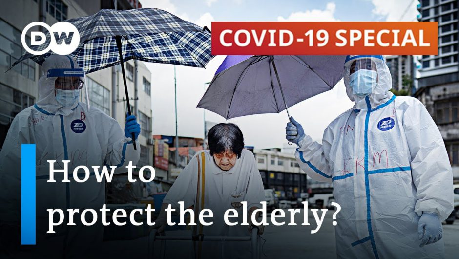 Autonomy or isolation – What's best for the elderly? | COVID-19 Special
