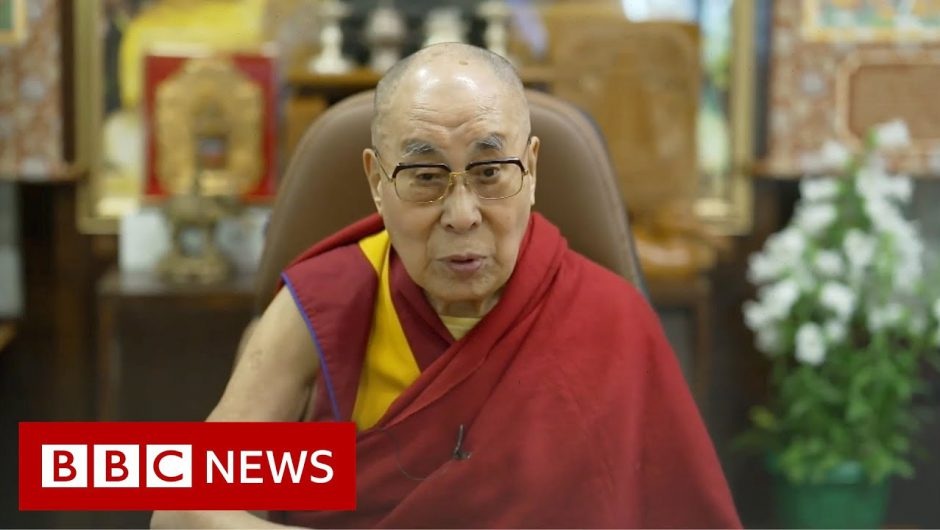 Dalai Lama: 'We need compassion and humanity' – BBC News