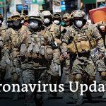 Coronavirus death toll supasses 300,000 +++ Bolivian protesters defy lockdown orders | Corona update