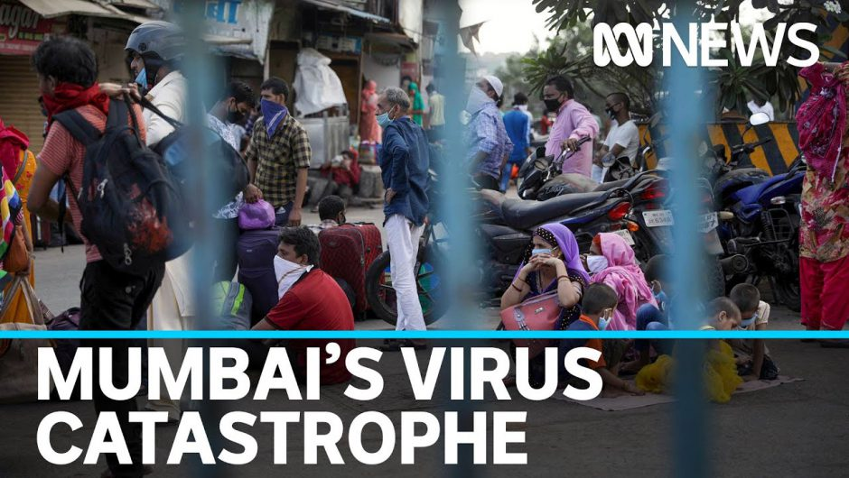 India's richest city is rapidly turning into the world's next coronavirus catastrophe | ABC News