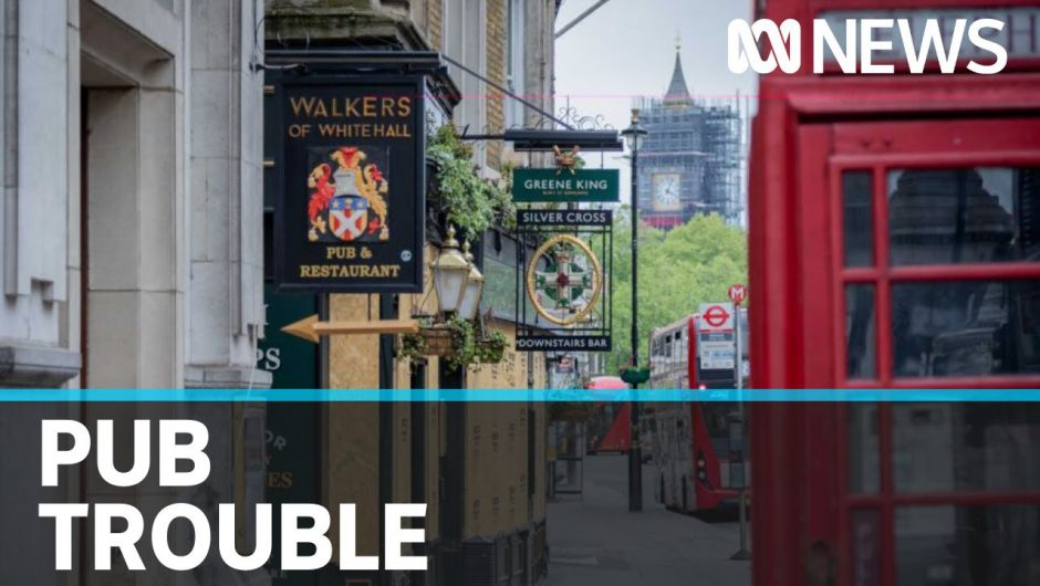 British pubs face financial ruin as coronavirus crisis rolls on | ABC News