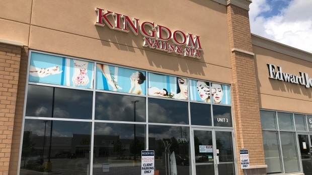 Employee at second Kingston, Ont. nail salon tests positive for COVID-19