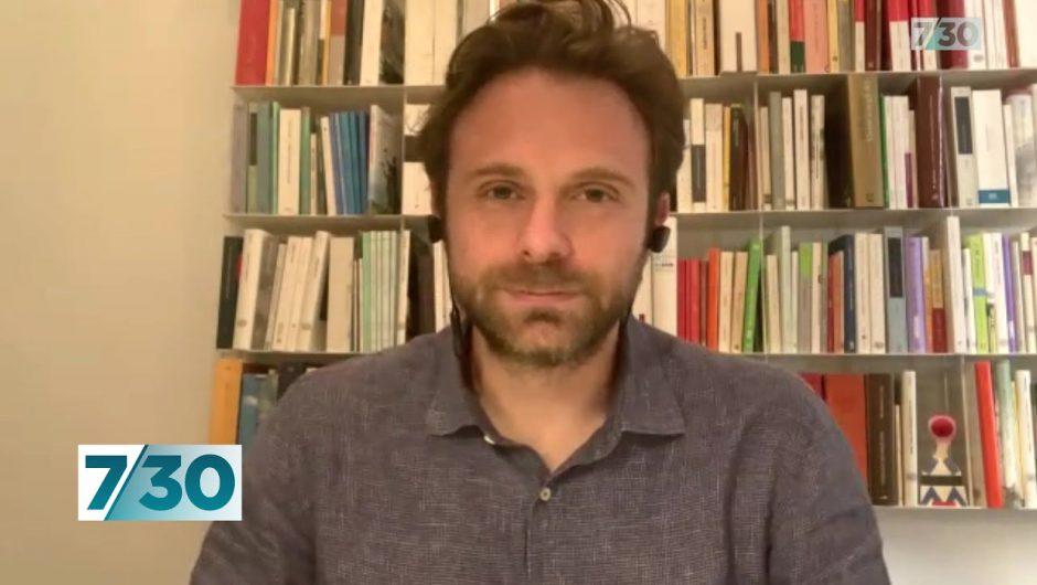 Paolo Giordano discusses Italy's coronavirus experience