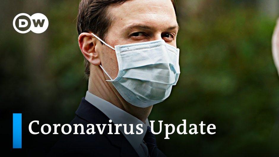 Coronavirus in the White House +++ Nurses on the front line | Coronavirus latest news