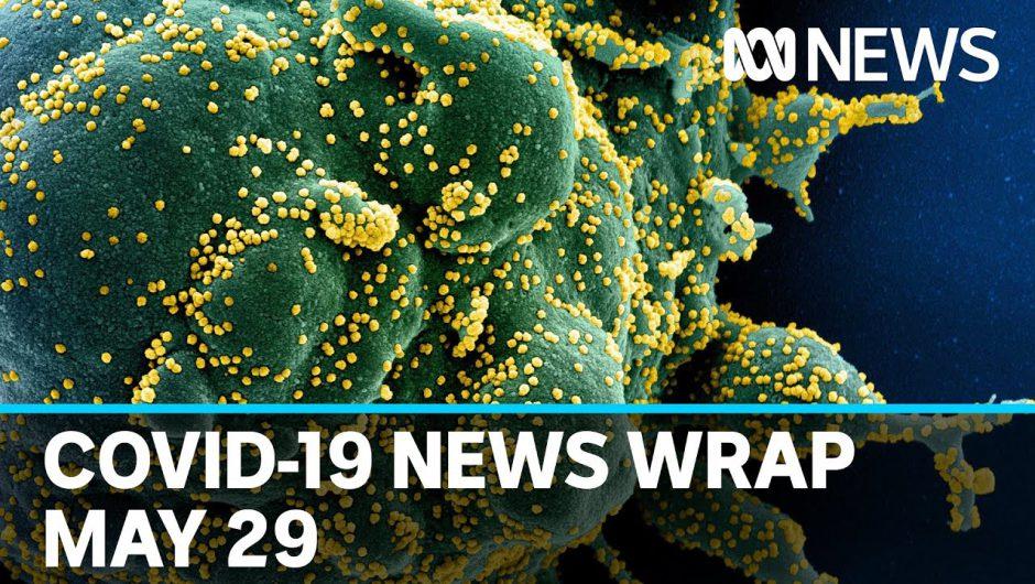 Coronavirus update: The latest COVID-19 news for Friday May 29   ABC News