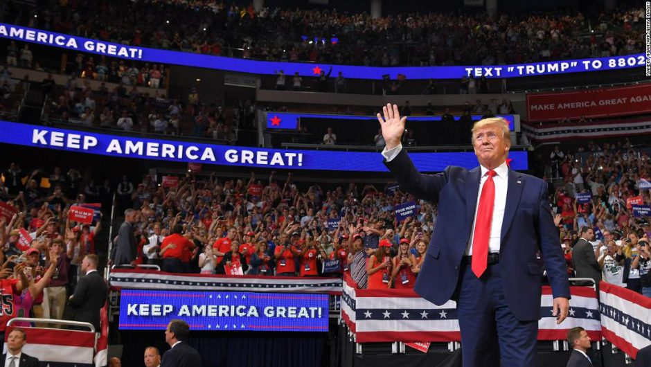 Judge denies emergency request to stop Trump's Tulsa campaign rally due to coronavirus fears
