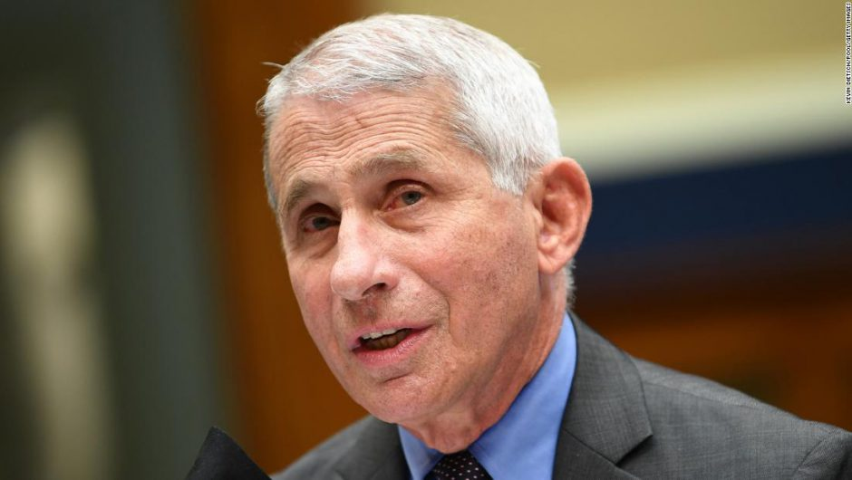 Covid-19 vaccine might not get us the herd immunity if too many people refuse to get it, Fauci says